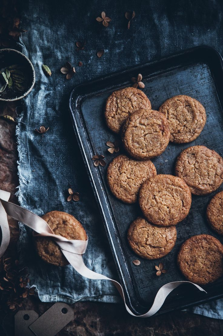 ... swedish butterscotch gingerbread cookies with maple syrup ...