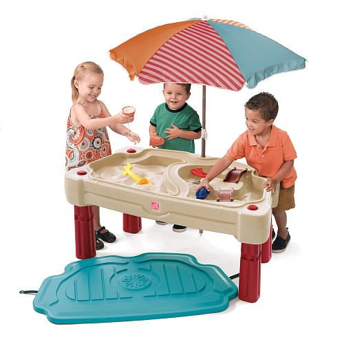 """Step2 Play Up Adjustable Sand & Water Table - Step2 - Toys """"R"""" Us"""