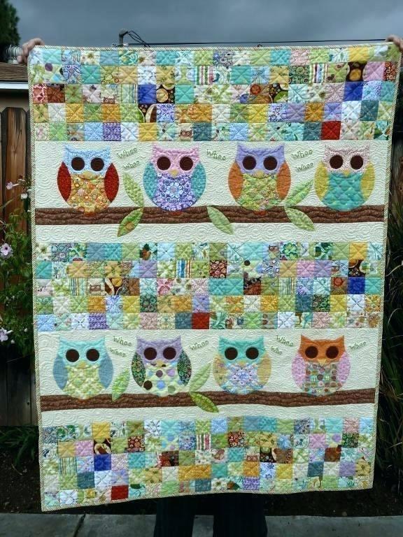 Best 25+ Owl quilt pattern ideas on Pinterest | Owl quilts, Bed ... : owl quilt patterns - Adamdwight.com