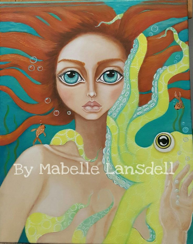 You make me glow by artist Mabelle Lansdell