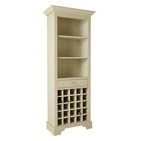 John Lewis Wine rack Dresser