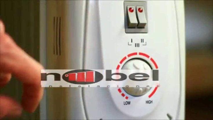 Calefacción  Instalación de Calefaccion en Madrid  http://www.instalaciones-nobel.com/  Solicítenos información para la instalación de Calefacción