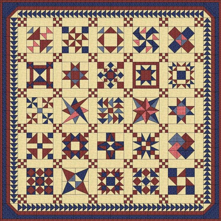 The 478 best images about made in the usa patriotic for Red door design quilts