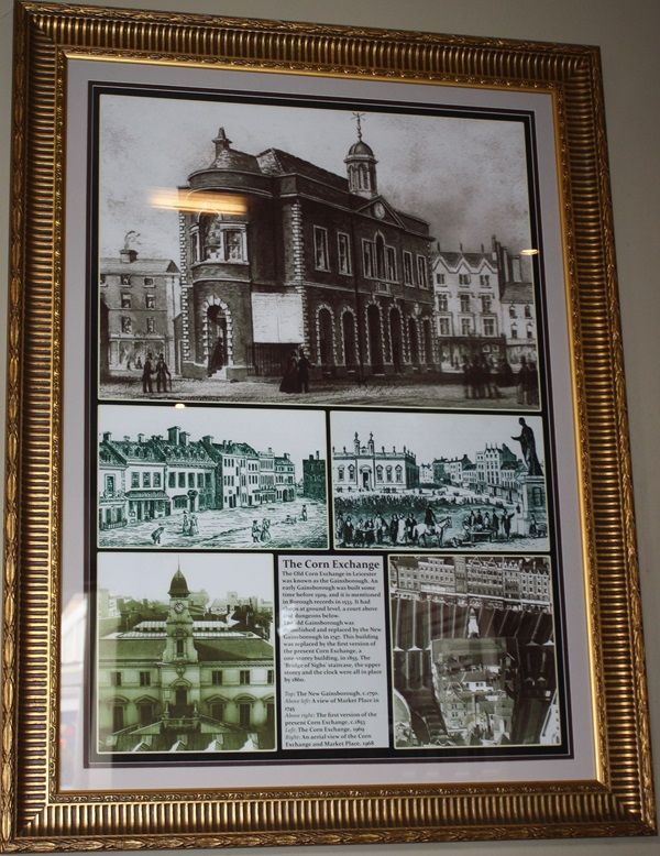 The Corn Exchange Leicester - J D Wetherspoon