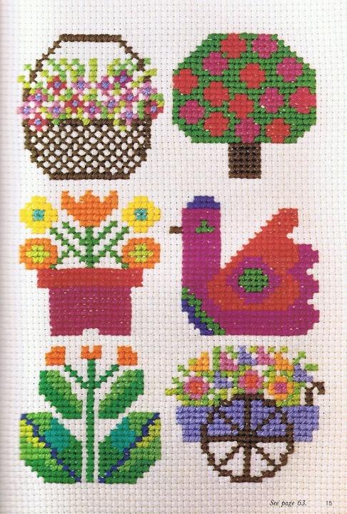 Ondori Janpan - Cross Stitch Designs 1 - 幽兰 - Picasa Albums Web