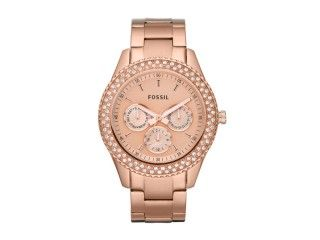 The Fossil Ladies Rose Gold Watch Model- ES3003 is the perfect timepiece for any occasion. #fossil #watch #rosegold #bevilles