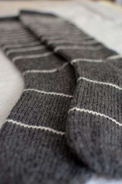 horizon socks_146 by coco knits, via Flickr