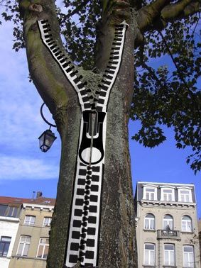 zipper tree