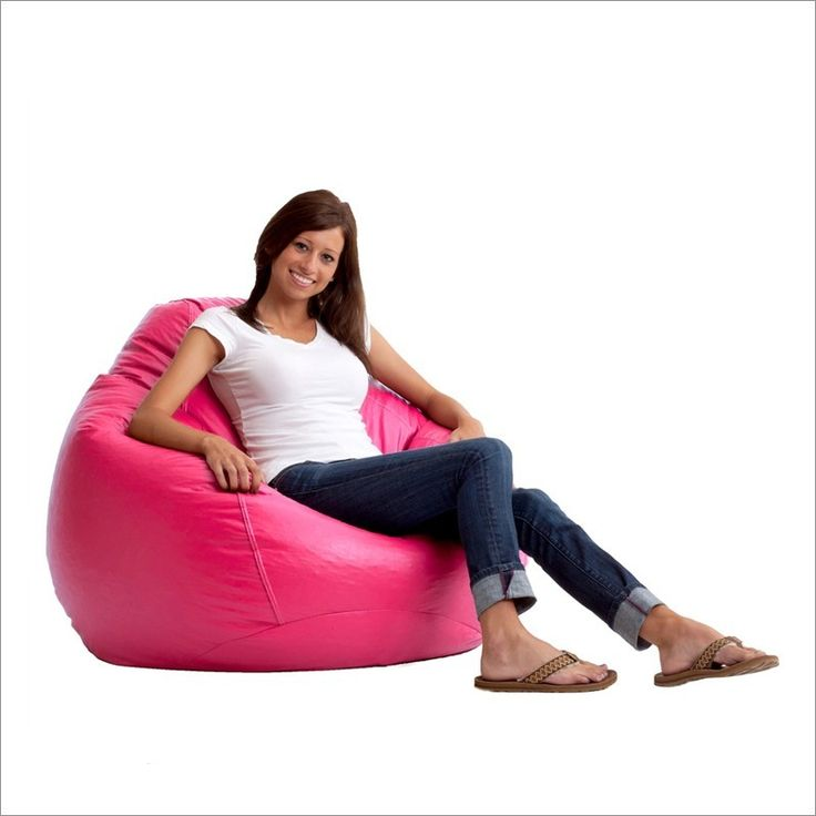 The Big Bag Bean By Comfort Research Proves That Is Definitely Better An Even Bigger Version Or Our Ultra Lounge This Teardrop Shaped Provides