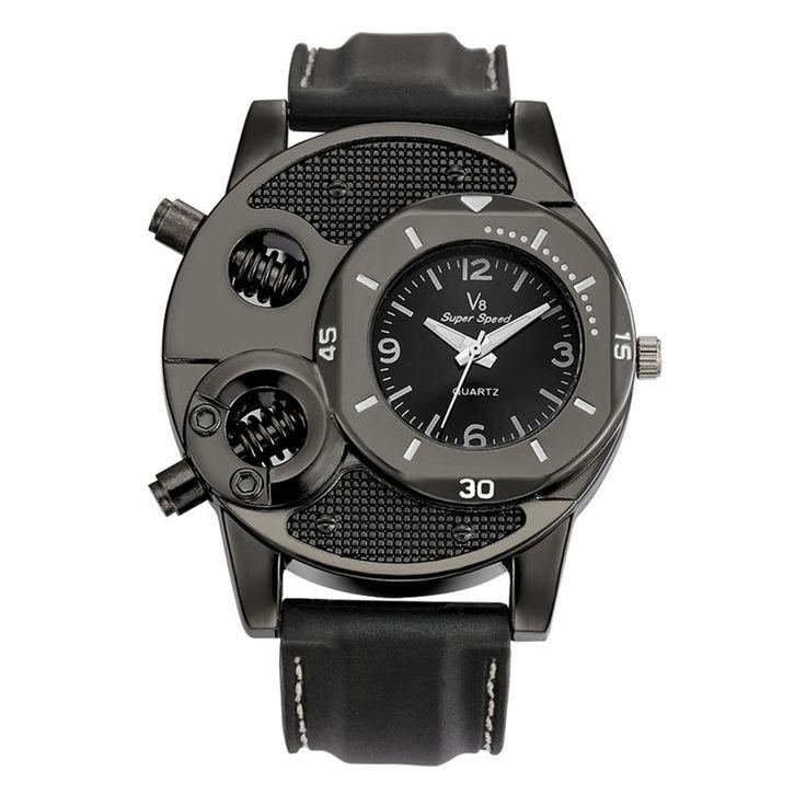 Fashion Men's Watch 1PCS Thin Silica Gel Students Sports Quartz Watch relogio masculino dropshopping free shipping#40  EUR 2.90  Meer informatie  http://ift.tt/2rw47ZH #aliexpress