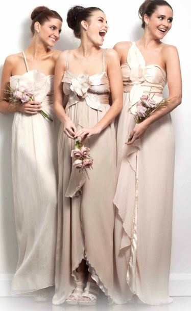 Anna Campbell bridesmaid collection