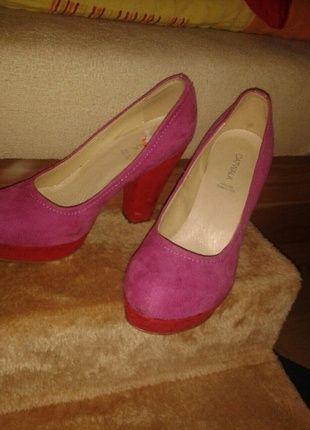Kupuj mé předměty na #vinted http://www.vinted.cz/damske-boty/lodicky/8529611-krasne-semisove-lodicky