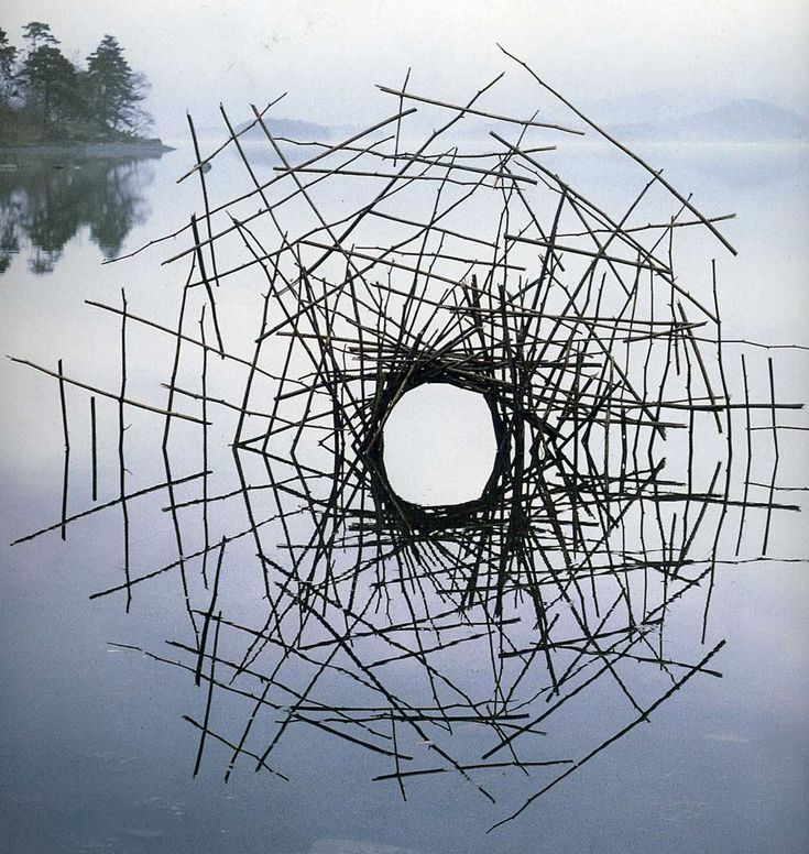 Le Land Art magique de Andy Goldsworthy (3)