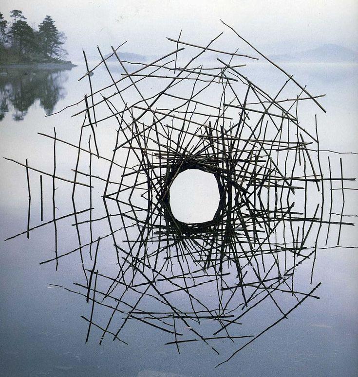 Le Land Art magique de Andy Goldsworthy (3)
