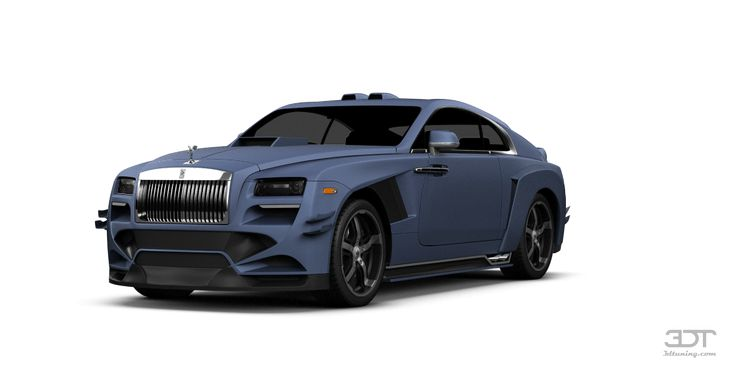 Tuning Of Tuning Rolls Royce Wraith Coupe 2014 - 3DTuning