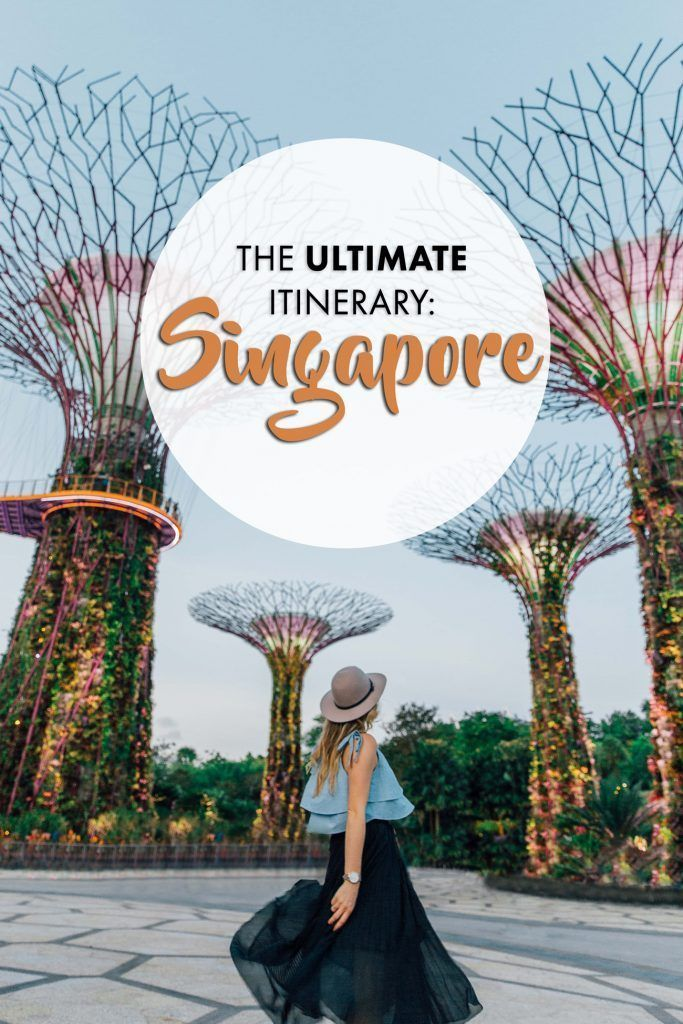 The Ultimate Three Day Guide to Singapore || Although we're going for a week before next stop