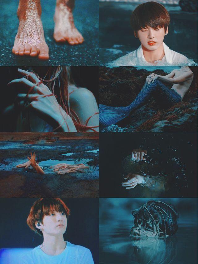 Mermaid asthetic