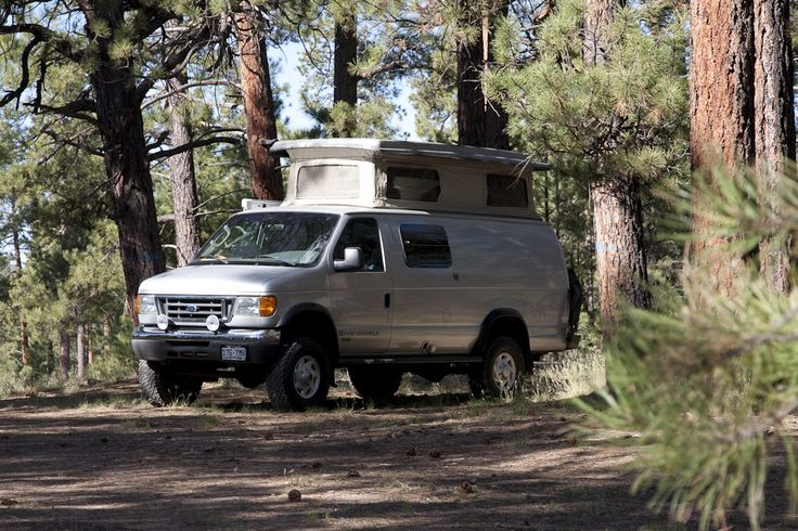 Self Drive Sportsmobile and Four Wheel Pop Up Camper Rentals in the Southwest - Sportsmobile Rentals, Four Wheel Camper Rentals