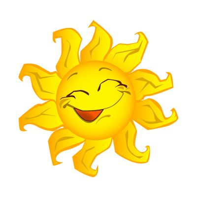 sunshine clip art | Sun Clip Art, Bright Happy Summer Sun Face | Just Free Image Download