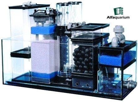 La filtración es el alma de la instalación de cualquier acuario por lo cual es fundamental en todos los proyectos que Alfaquarium realiza