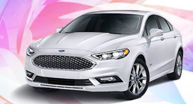 ford fusion 2017 electric range