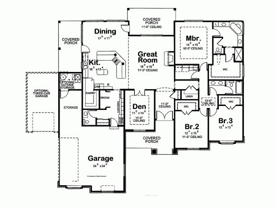 295 best images about houses on pinterest european house for Half basement house plans