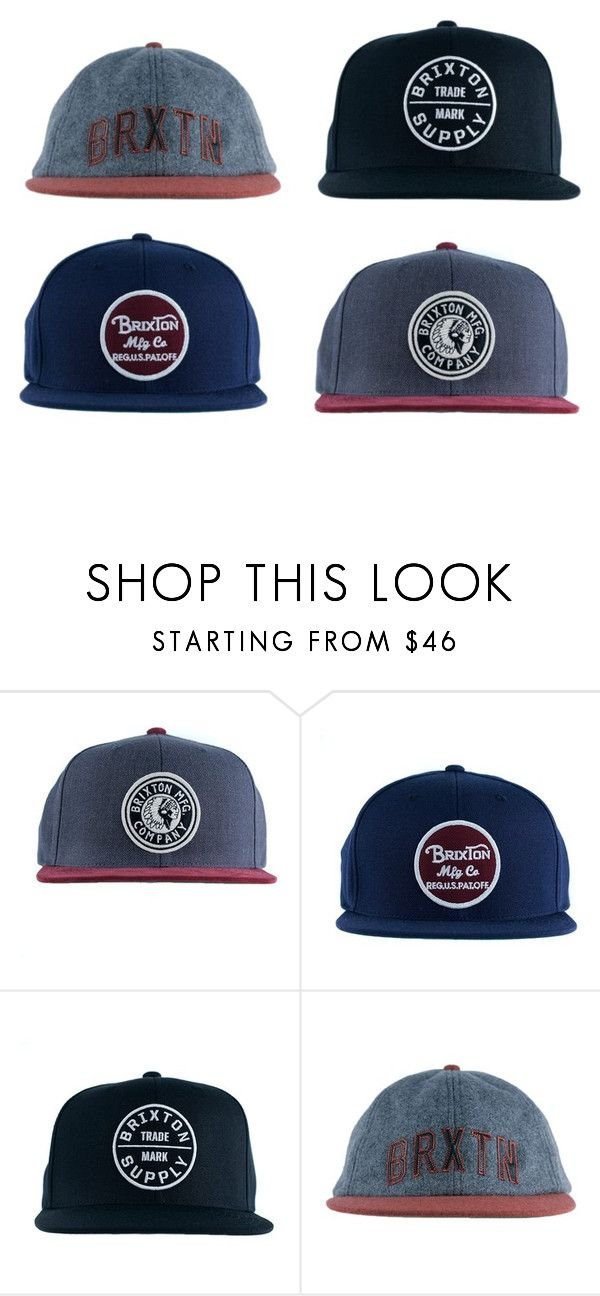 It Must Be Said That Brixton Do Make A really Good Quality Hat. Plenty To Choose From Too Here At The Black Sheep Store. by blacksheepstore on Polyvore