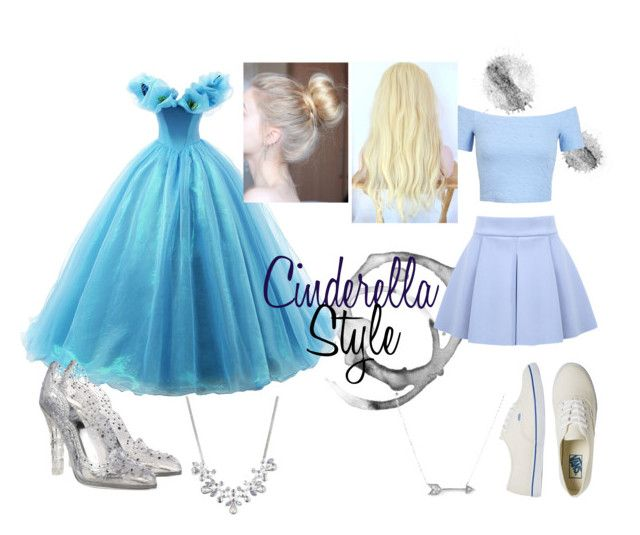 """Cinderella Outfit"" by love666x on Polyvore featuring Belleza, Miss Selfridge, Dolce&Gabbana, Vans, Givenchy y Adina Reyter"
