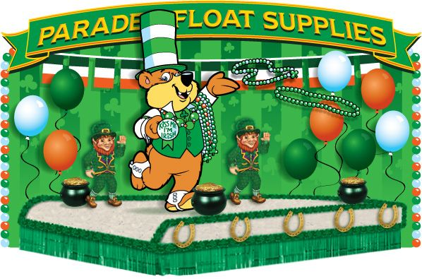 Parade Float Supplies