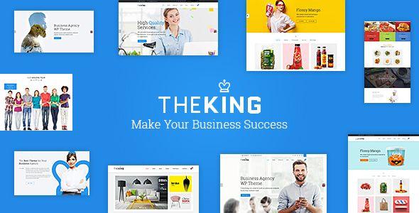 TheKing | Multipurpose Business Agency WordPress Theme - Business Corporate Consulting WordPress Theme Template. Download here: https://themeforest.net/item/theking-multipurpose-business-agency-wordpress-theme/15838672?s_rank=27&ref=yinkira