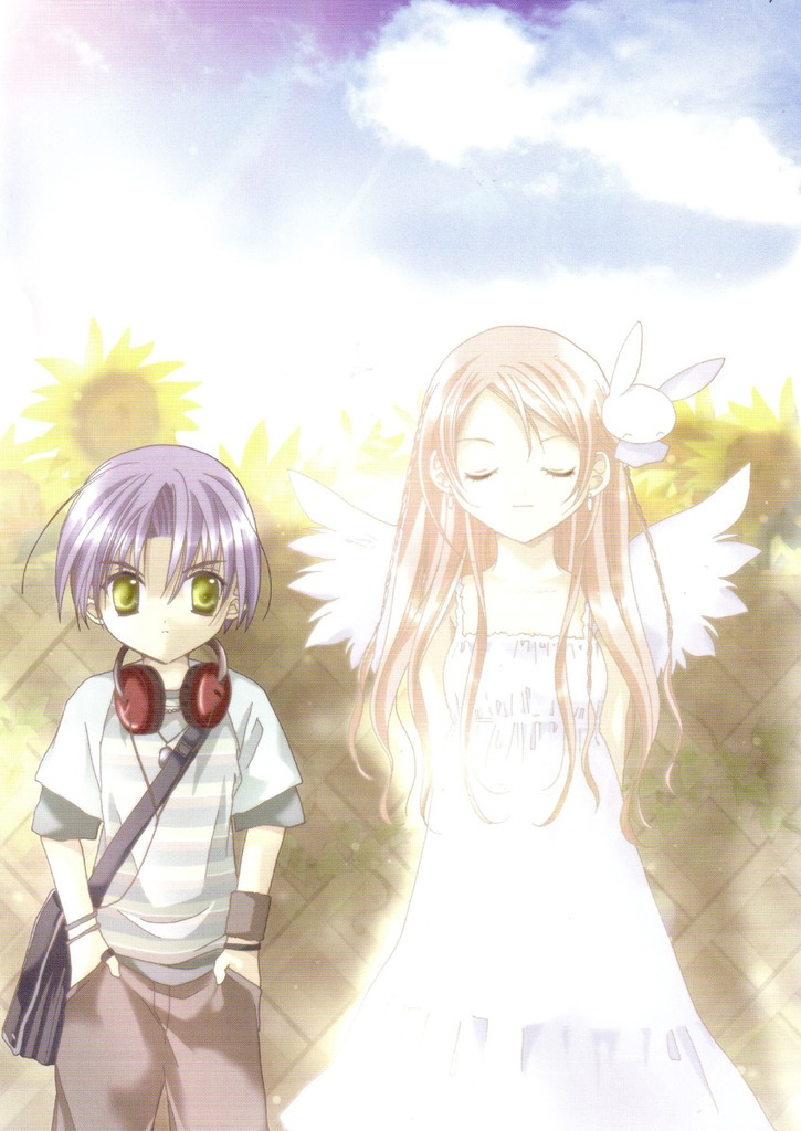 Misha and Kotarou