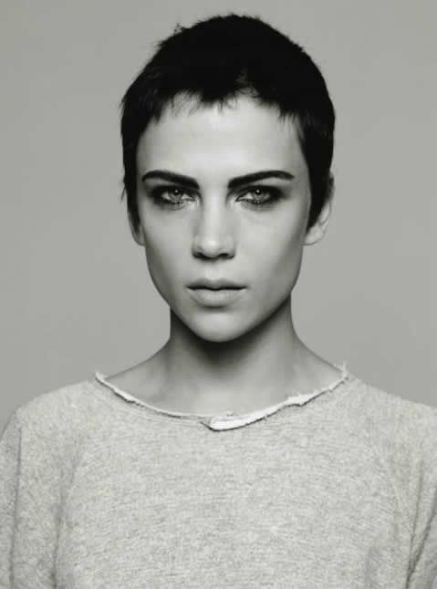 La Passion de Jeanne d'Arc - hair - mmm maybe need to do something with my eyebrows?