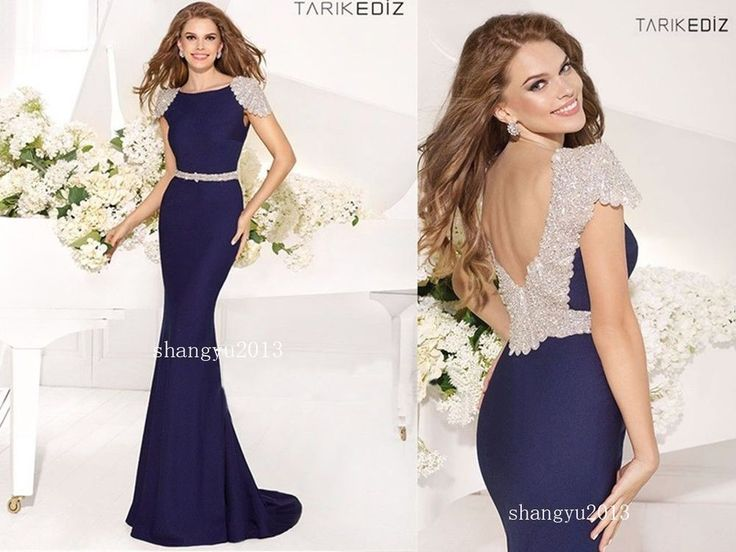 108 best Evening gowns images on Pinterest | Gown dress, Party ...