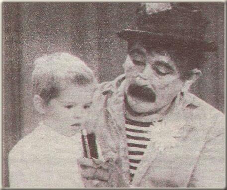 1967 bij Dorus op schoot - Poesie mauw