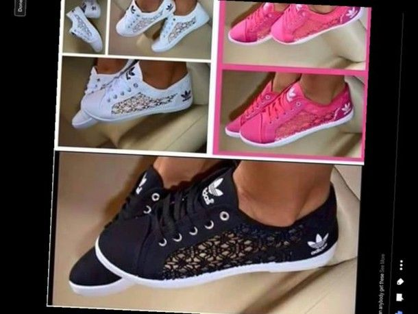 adidas trainers with lace sides