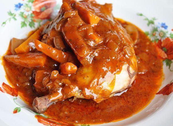 Wine Chicken Stew Recipe Kenyan Food Stew Chicken Recipe Poultry Recipes