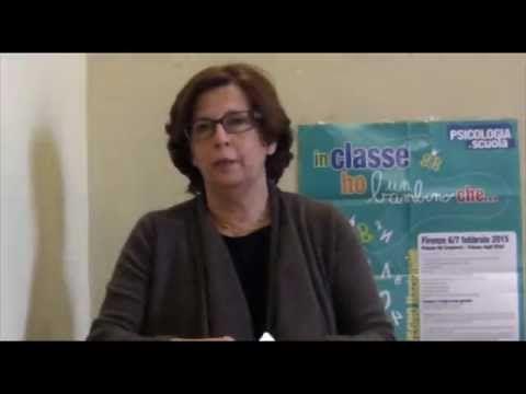 Le emozioni a scuola: videointervista alla Prof.ssa Rossana De Beni