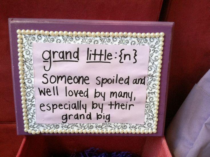 Grandlittle!
