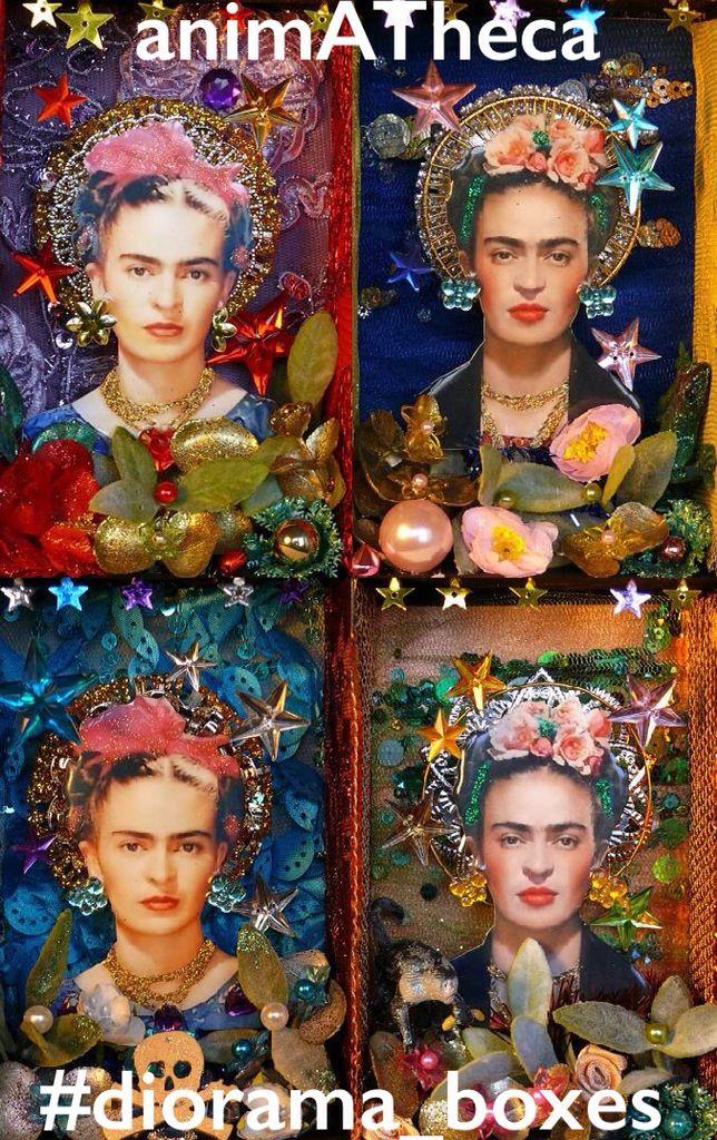 Frida x 4
