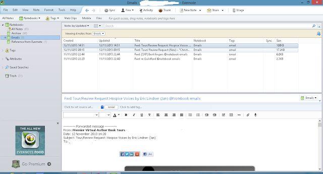 Tuesday\u0027s Tip - Evernote and Saving Emails #genealogy Tuesday\u0027s