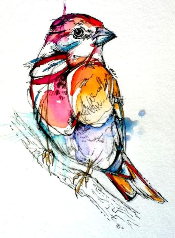 Really Adorable Sparrow