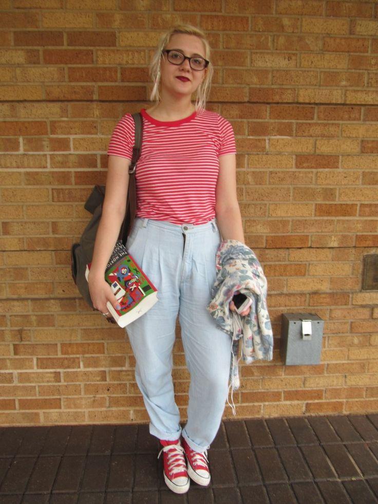 College Fashionista