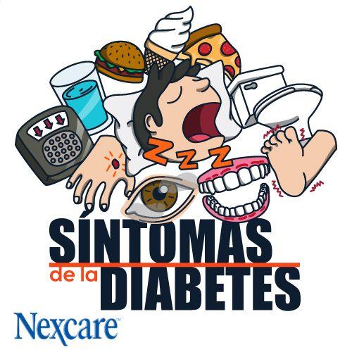 Diabetes sintomas – 1 Salud