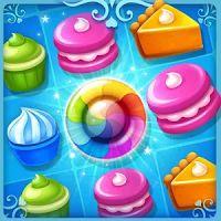Cupcake Match 3 Mania v 1.3 APK  Hack MOD Casual Games