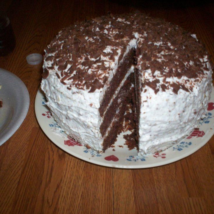 Image Of Bar Cake