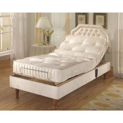 Kozee Sleep Electromatic Adjustable Bed - double with deep base