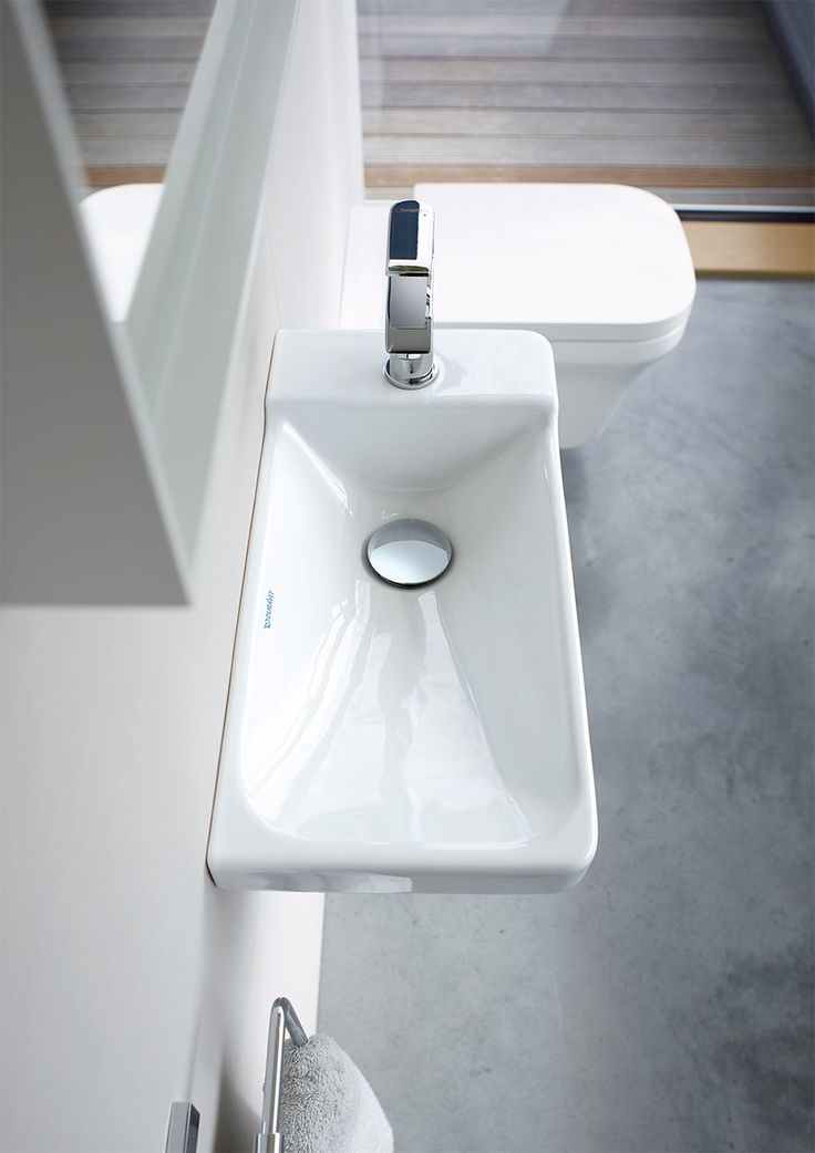 Compact Bathrooms Can Equal Design Sensations With Duravit The Interiors Addict