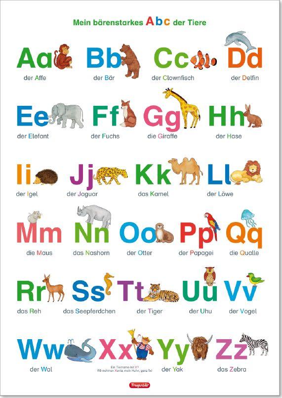 Buchstaben Lernen Kostenlos