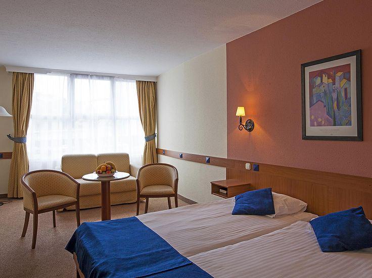 Hotel Mediterran Budapest, Hungary