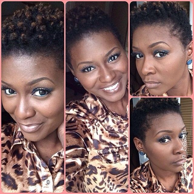 Naturalhairdaily Simply Gorgeous Bold N Beauti Love The